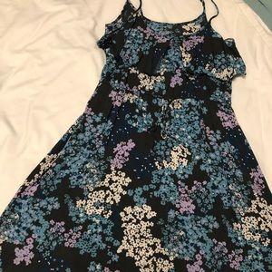 Knee length Floral dress